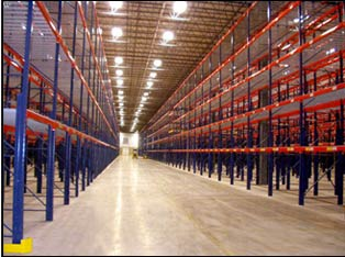 Storage Equipment & Pallet Rack Installer
