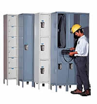 Condominium Storage Lockers