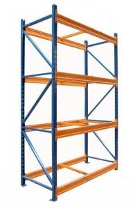 storage equipment and pallet racks