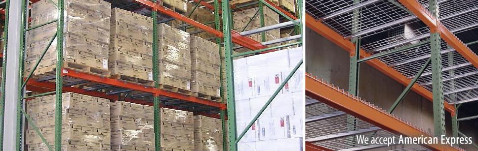 Pallet Rack Installers New Jersey