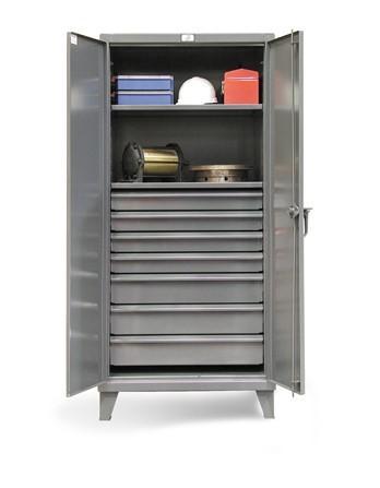 Industrial Steel Storage Cabinet