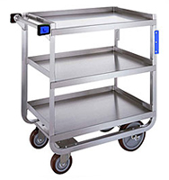 Stainless Steel Utility Carts Pennsylvania