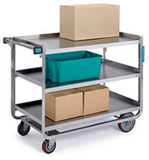 Steel Utility Carts New Jersey