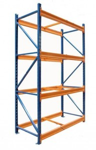 storage equipment and pallet racks