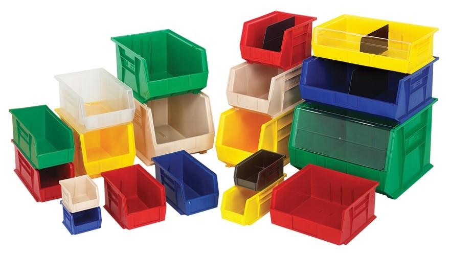 plastic industrial storage containers - Industrial Storage Bins