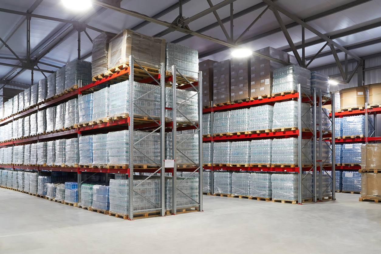 How To Secure Warehouse Pallet Racking